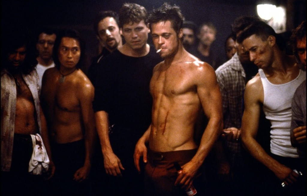 Tyler Durden, anti-héro de Fight Club