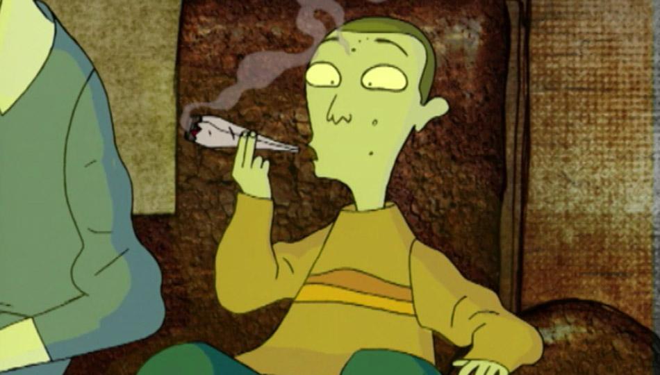 Fumer des joints