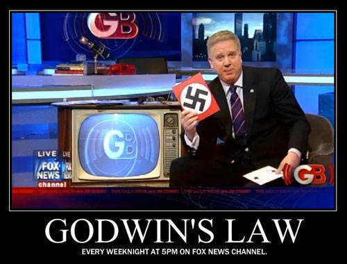 Mais en fait, c'est quoi la loi Godwin ?