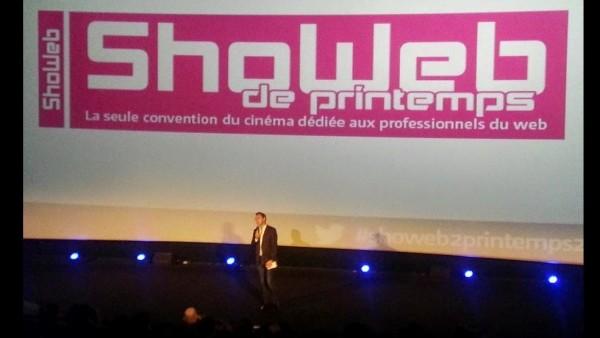 showeb de printemps 2015