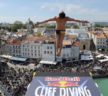 Red Bull Cliff Diving : Le Grand Plongeon
