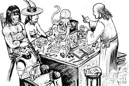 Pourquoi devrait-on tous jouer aux jeux de rôle?