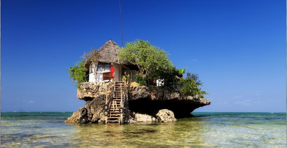 Ces bars paradisiaques où boire un verre à travers le monde