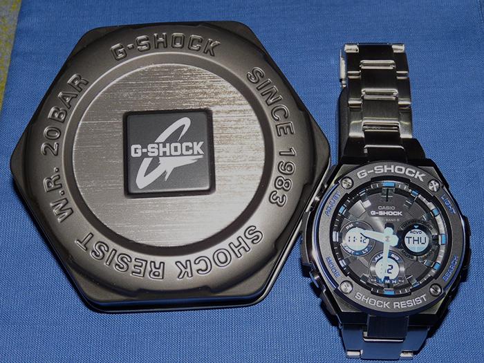 Que penser de la dernière montre G-Shock : La G-STEEL ?