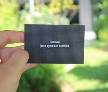 6 bonnes raisons de posséder une carte de visite performante