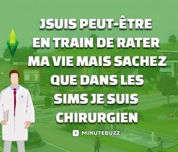 10 raisons de tout plaquer et devenir Sims !