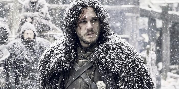 Jon Snow game of thrones saison 6