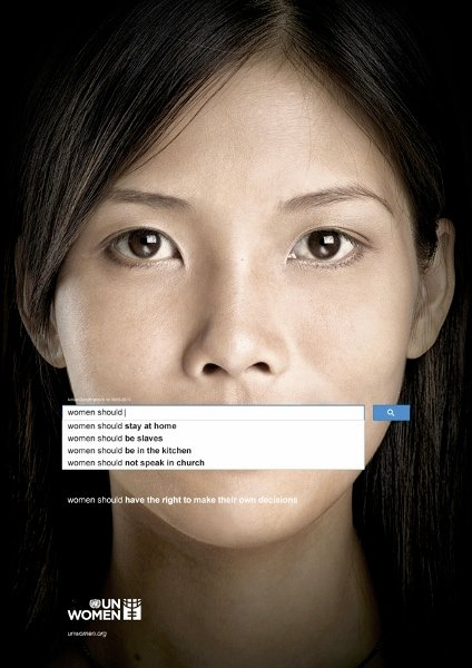 Campagne ONU Femmes Ogilvy & Mather 1