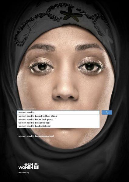 Campagne ONU Femmes Ogilvy & Mather 2