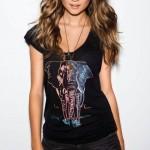 Behati Prinsloo Elephant T shirt