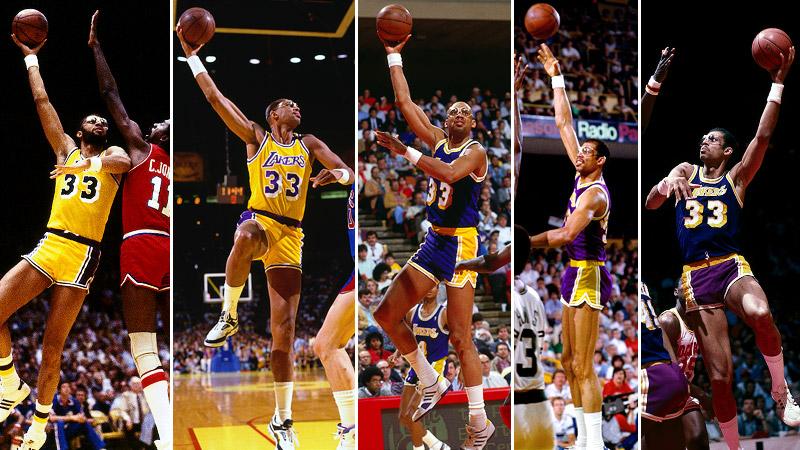 Kareem Abdul Jabbar est un joueur américain qui a outrageusement dominé la NBA entre 1970 et 1980, faisant de lui le joueur ayant gagné le plus de MPV.