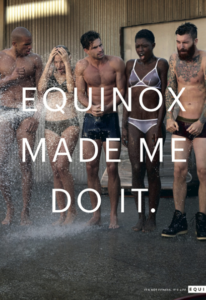 Equinox made me do it