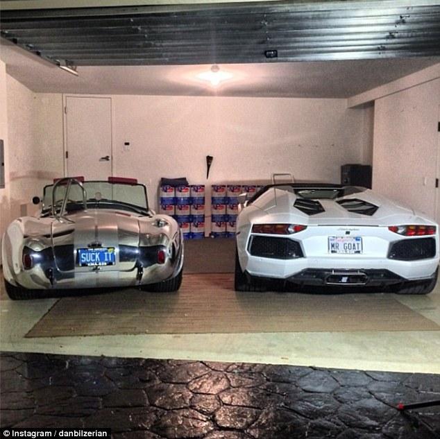 Le garage de Dani