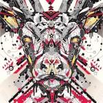 illustration vectoriel chèvre