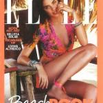 ELLE spain june 2012 beach supplement