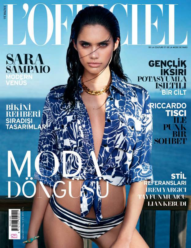 L'officiel Turkey June 2013
