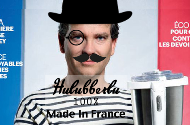 arnaud montebourg hulubberlu made in france