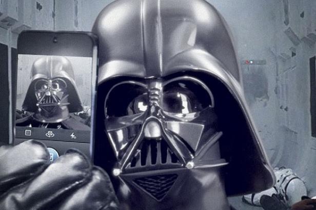 selfie_dark_vador_star_wars