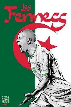 """1,2,3 viva l'Algeria"""