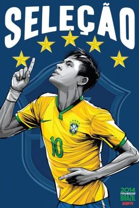 Neymar et le Brésil