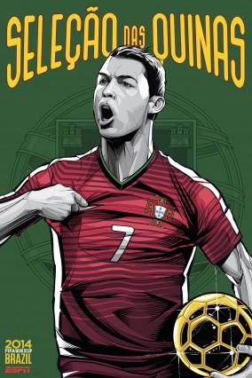 Cristiano Ronaldo et le Portugal