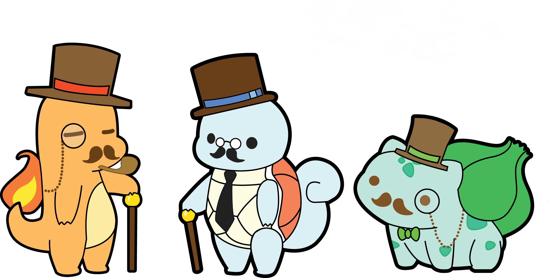 Test jeu: Pokémon version Bleue/Rouge, quel starter choisir?