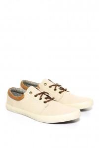 - Chaussures lacets, look estival decontracté