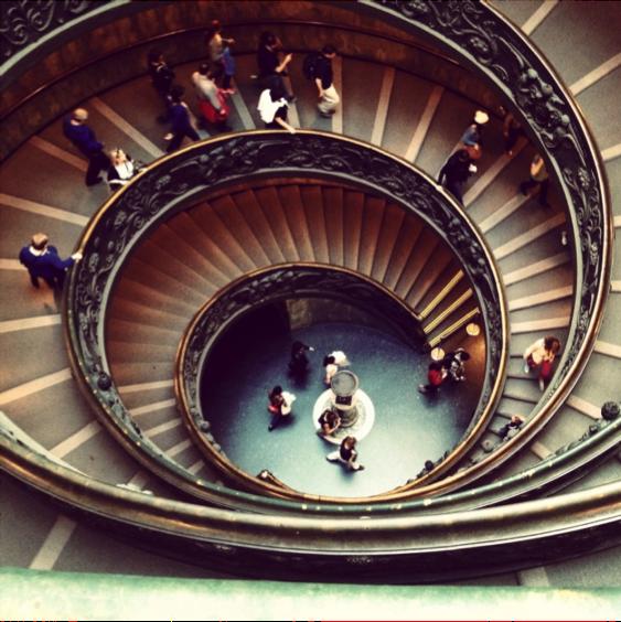 Rome 1, Vatican