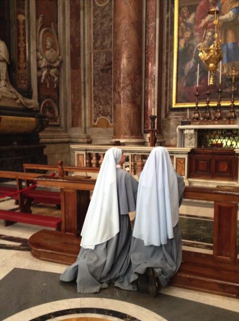 Rome 2, Vatican
