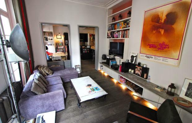 L'appartement d'Anna