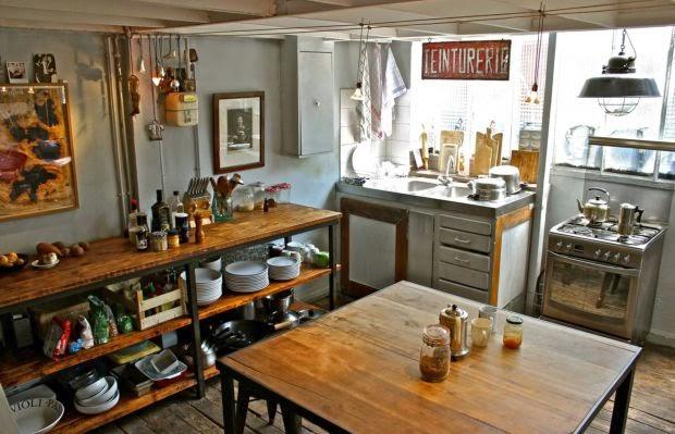 Un Atelier de cuisine