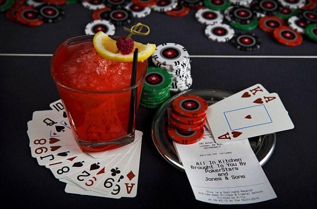Carte et cocktail; la meilleure combinaison?
