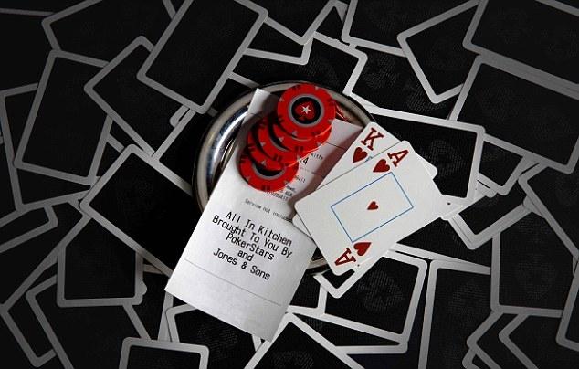 payer l'addition en jouant au poker, c'est désormais possible
