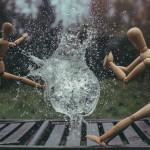 pantin-eau-fun-drole-ballon