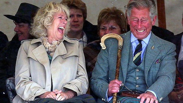 "Charles et Camilla trouvant ce prix ""ridiculously cheap"""