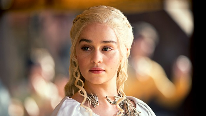 Daenerys game of thrones saison 6
