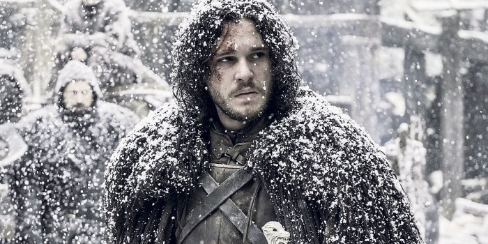 Jon Snow game of thrones saison 6