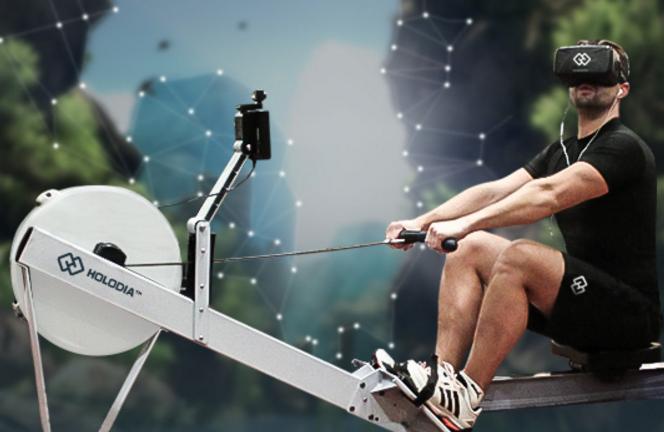 holodia realite virtuelle sport