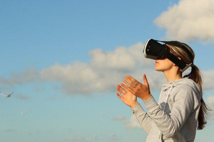 vr realite virtuelle