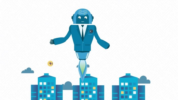 investir robot