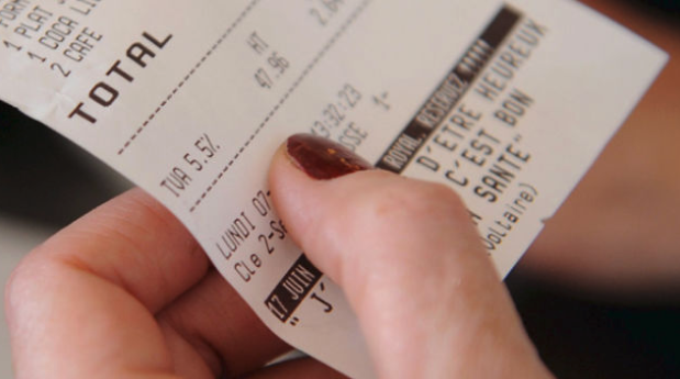 Bon rapport qualité prix au moment de payer l'addition du repas