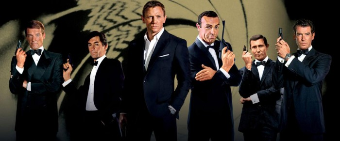 hommes james bond