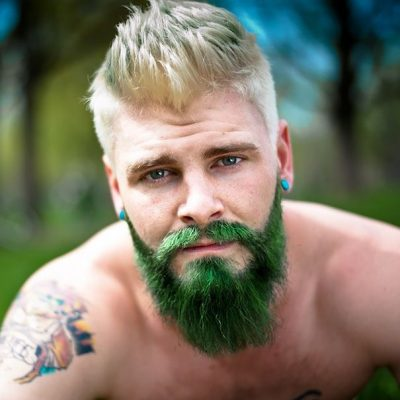 barbe teinture